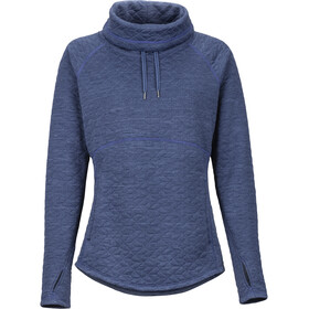 Marmot Annie Longsleeve Pullover Dames, storm